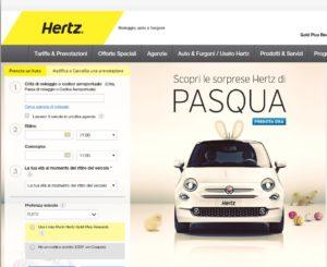 hertz giallo