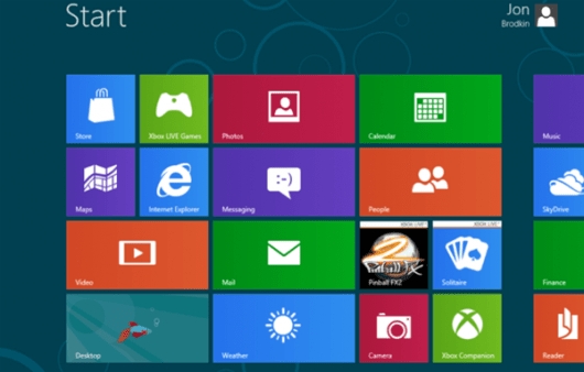 windows 8 launcher