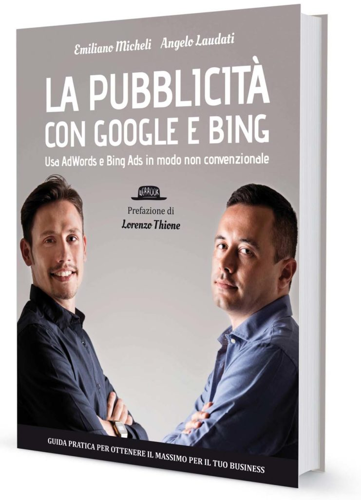 libro su google adwords e bing ads