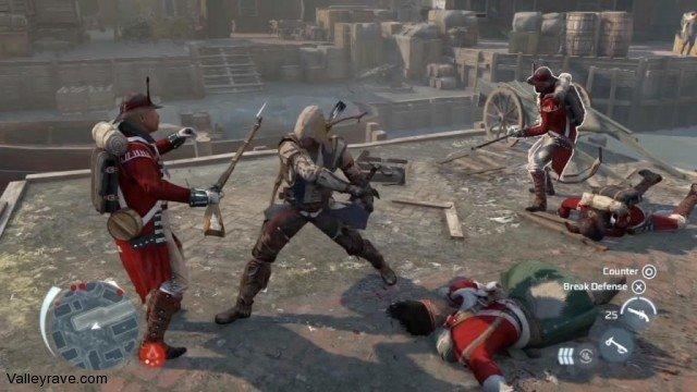 combattimento ac3