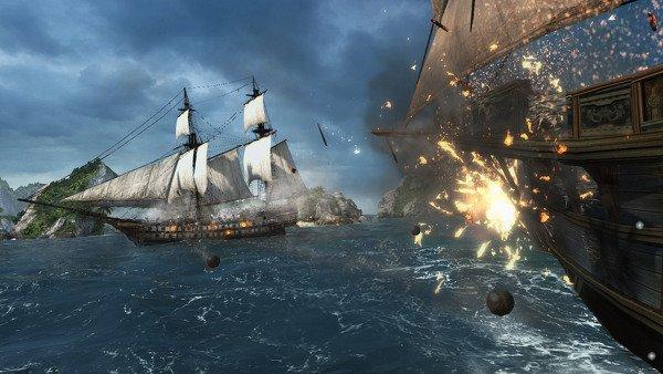 il gioco sulle navi di assassin creed 3