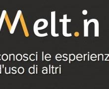 melt.in logo