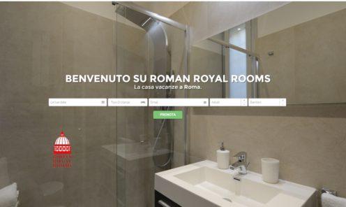 roman royal rooms