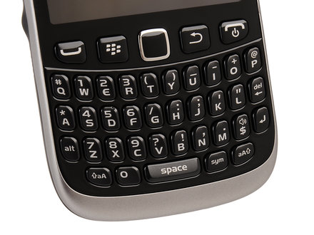 blackberry tastiera querty