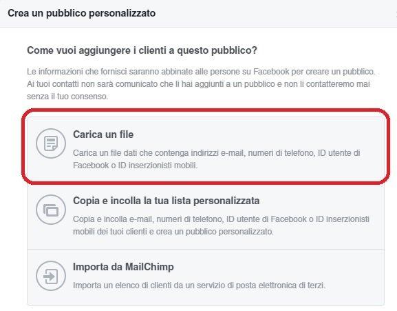 caricare-un-file-lista-facebook-ads