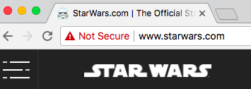 site-not-secure