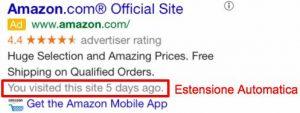 Estensioni di Google AdWords