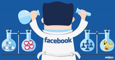 algoritmo facebook reazioni